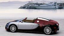 Bugatti Veyron Targa