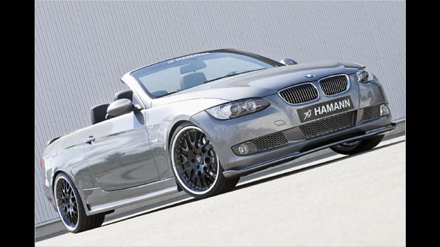 BMW 3er Cabrio von Hamann: Noch knackiger, noch stärker