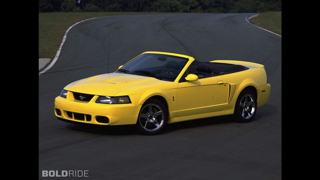Ford Mustang SVT Cobra Convertible
