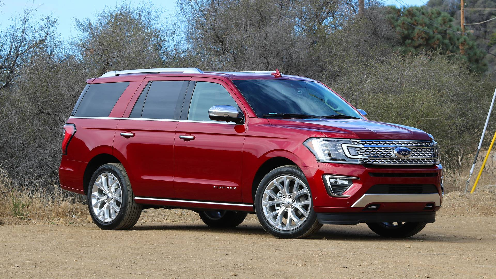 2018 ford expedition first drive the beast gets better. Black Bedroom Furniture Sets. Home Design Ideas