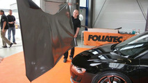 FOLIATEC Sets World Record Film Fitting Time
