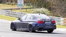 BMW M3 CS Nurburgring 2018, fotos espía