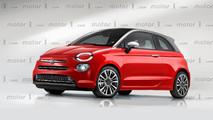 Nova geração do Fiat 500 terá design evolutivo e mais tecnologia