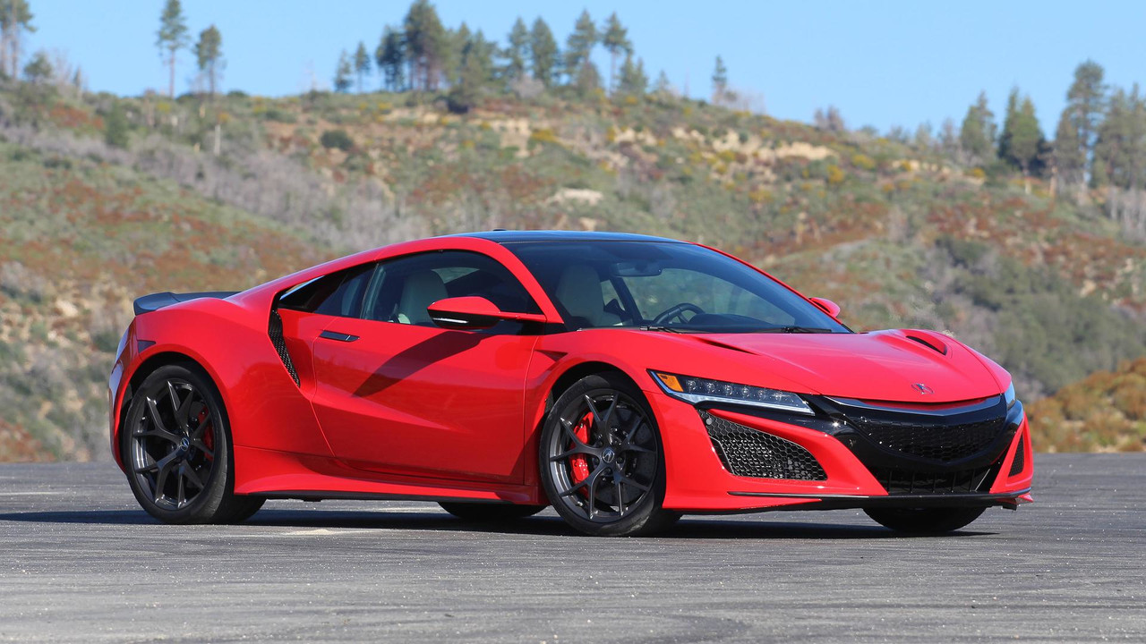 2017 acura nsx review photos. Black Bedroom Furniture Sets. Home Design Ideas