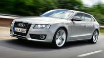 Audi A5 Sportback rendering