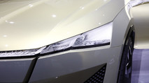 Skoda Vision E Concept Frankfurt