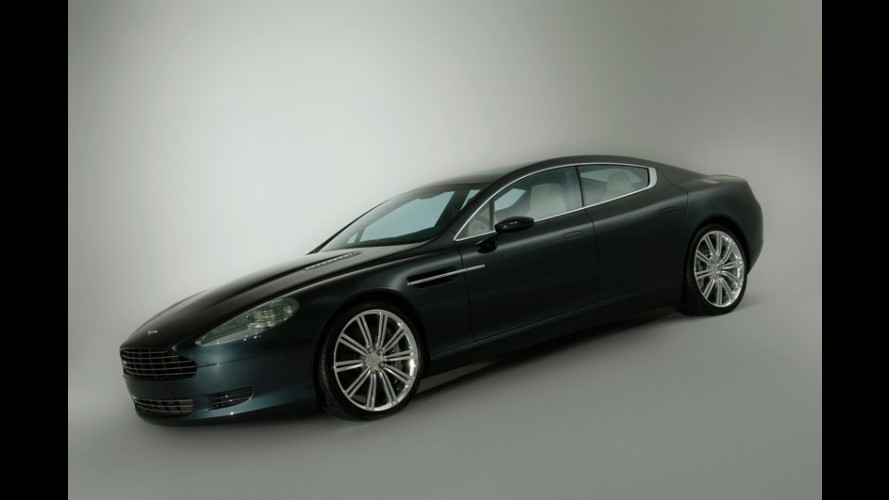Aston Martin Rapide verrà prodotta