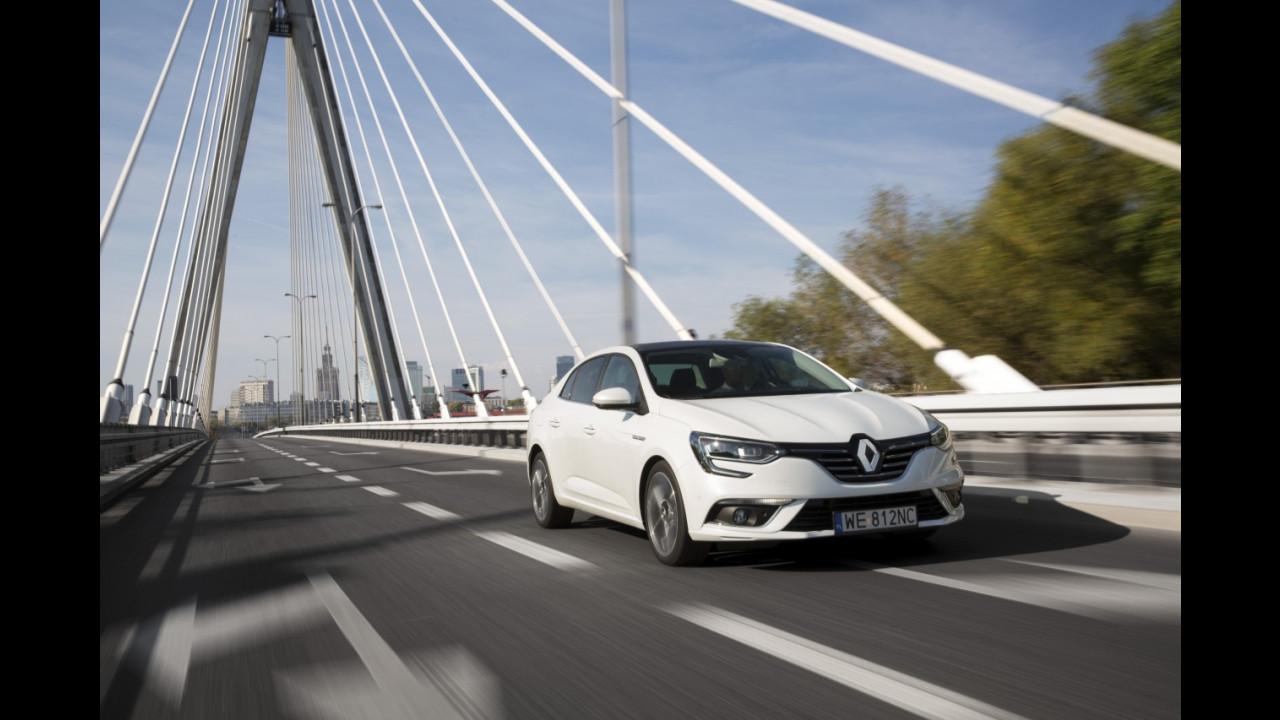 Renault Megane Sedan 040
