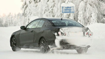 2009 Mercedes-Benz CLK Spied on Sweden Test