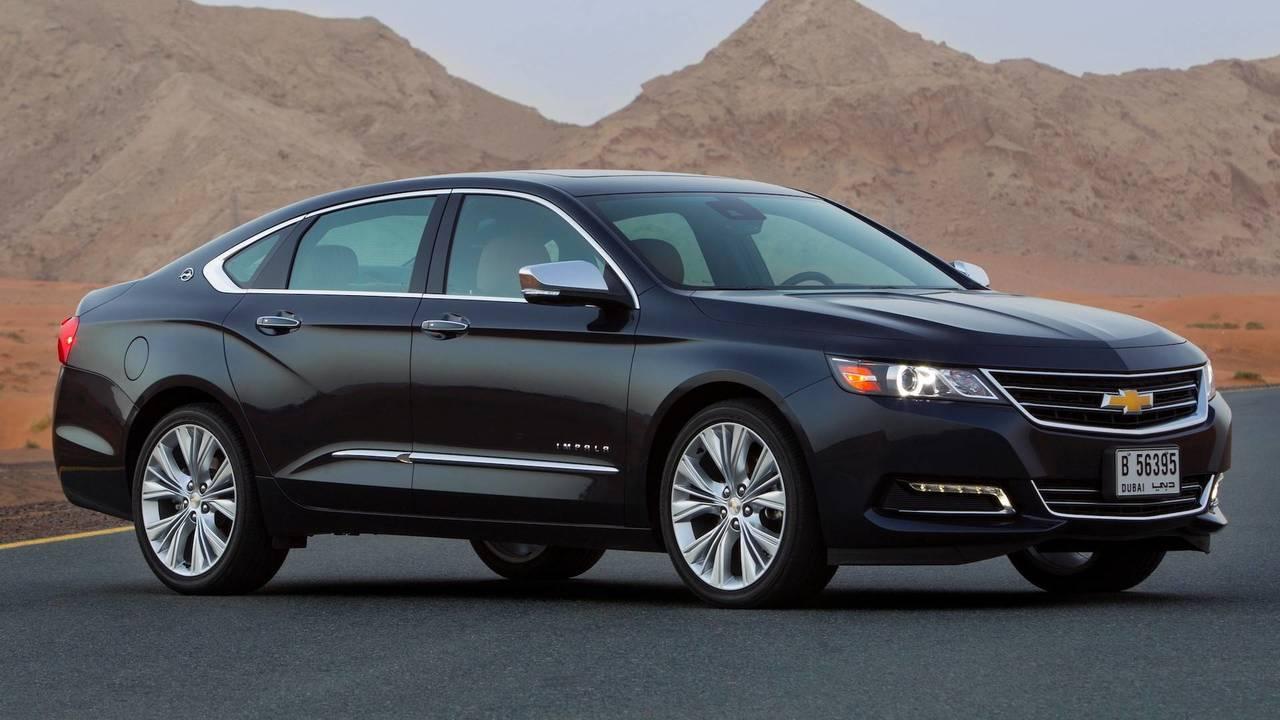 8. Chevrolet Impala Premier