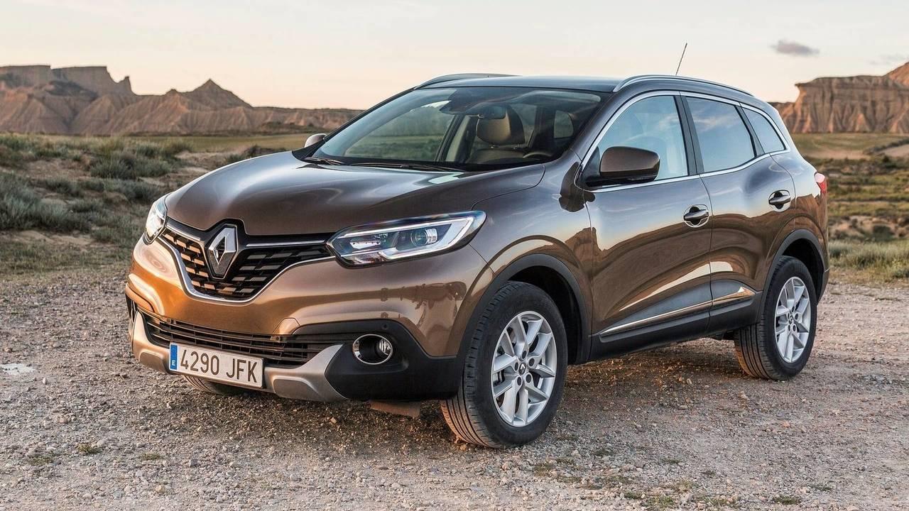 13 - Renault Kadjar