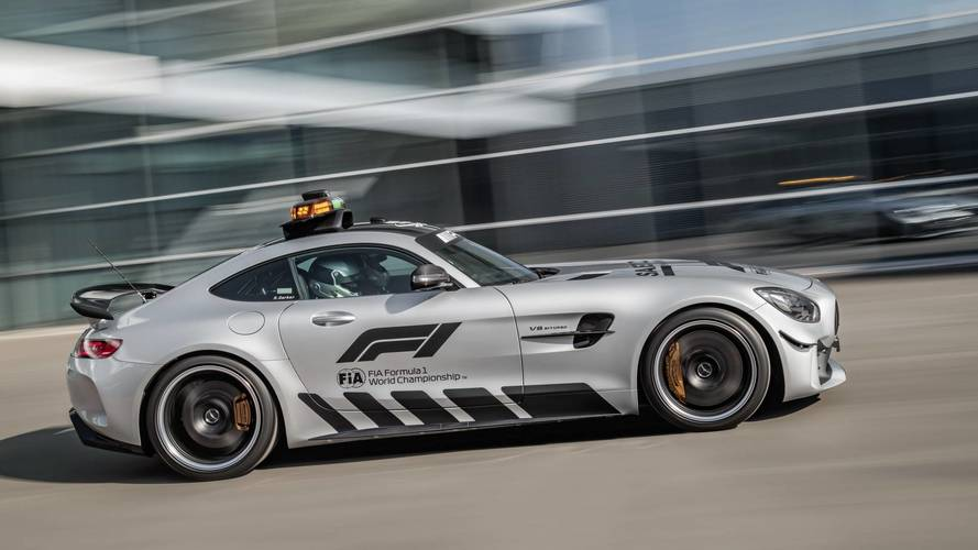 2018 Mercedes-AMG GT R Formula 1 Safety Car