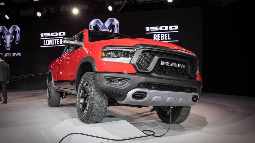 Ram 1500 - Plus fort et plus
