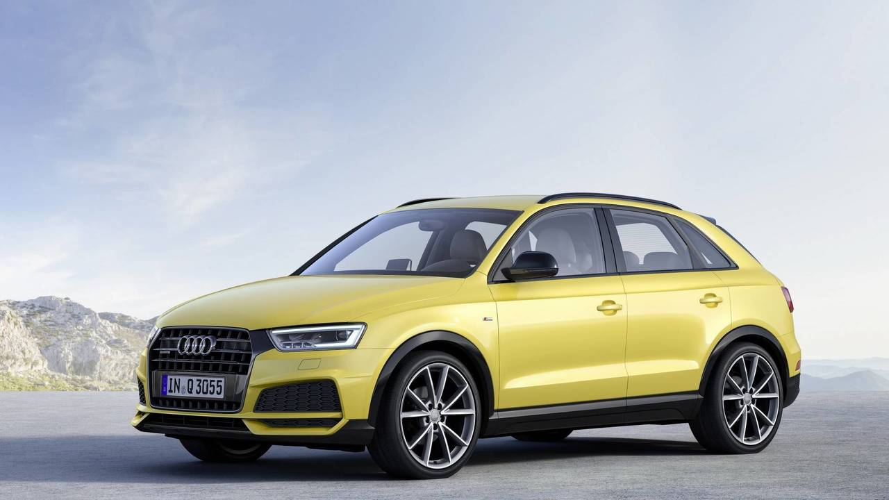 220 CV: Audi Q3 2018