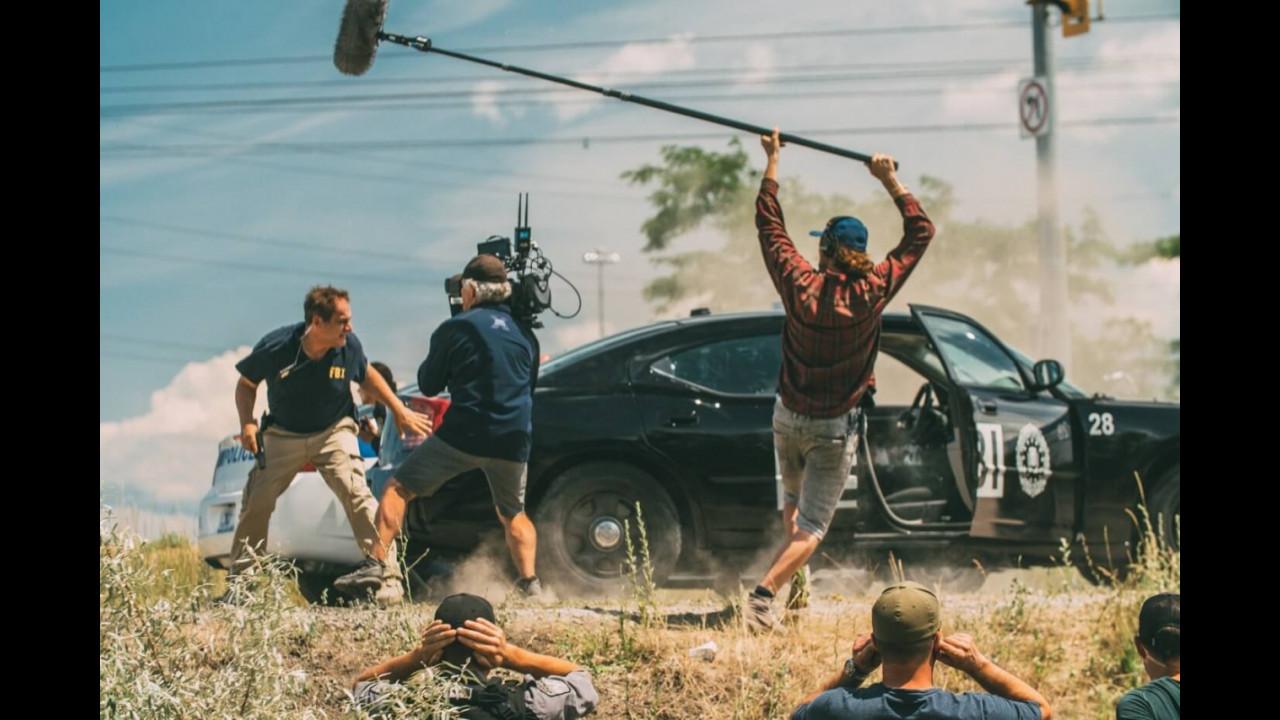 """Nuova BMW Serie 5, nel corto """"The Escape"""" 001"""