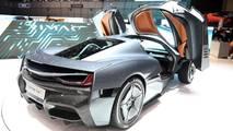 Rimac Firmasının C_Two Hiper Otomobili
