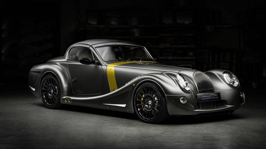 Aero GT is the most extreme street-legal Morgan ever