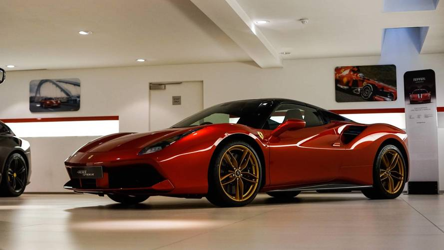 London dealer introduces new Ferrari 488 Pista to UK