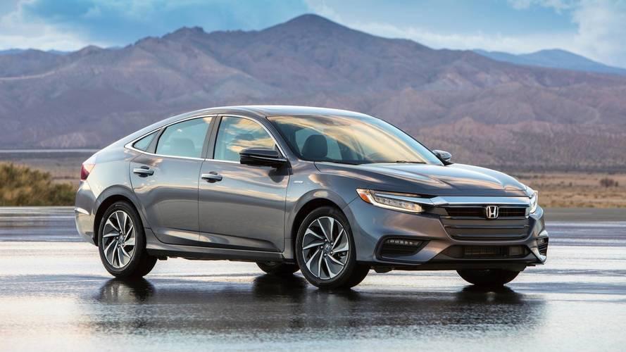 Honda Insight é Civic híbrido que faz 23,4 km/l