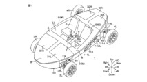 Yamaha Amphibious Side-by-Side Patent
