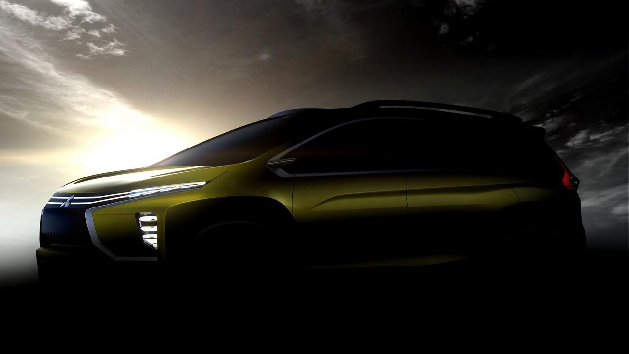 Mitsubishi kompakt sınıf crossover MPV konsepti Endonezya'da global prömiyere hazırlanıyor