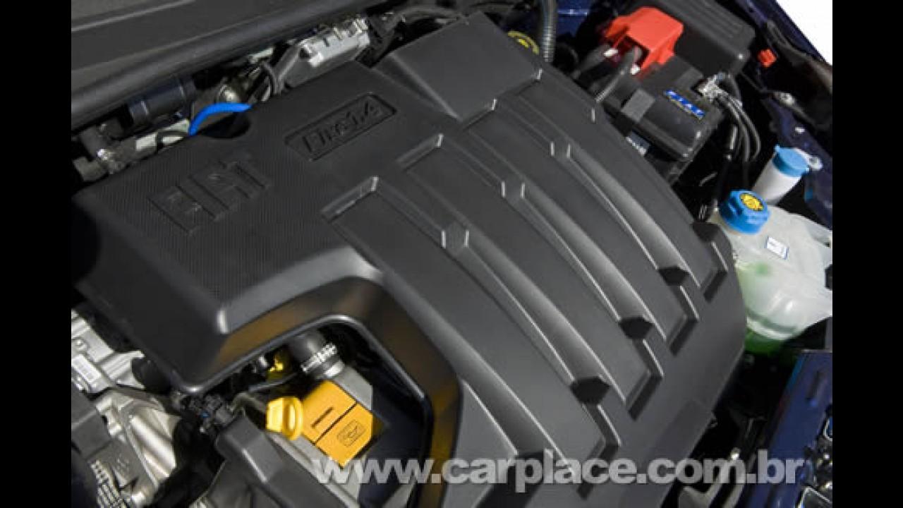 Fiat trabalha em novo motor 0.9 litro de 2 cilindros que gera até 105 cavalos