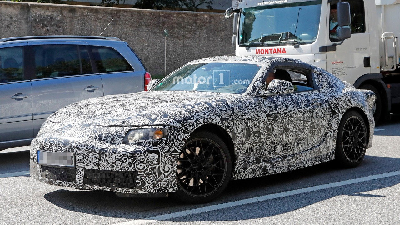Toyota Supra 2016 >> Vwvortex Com New Toyota Supra Caught Testing Spy Photos