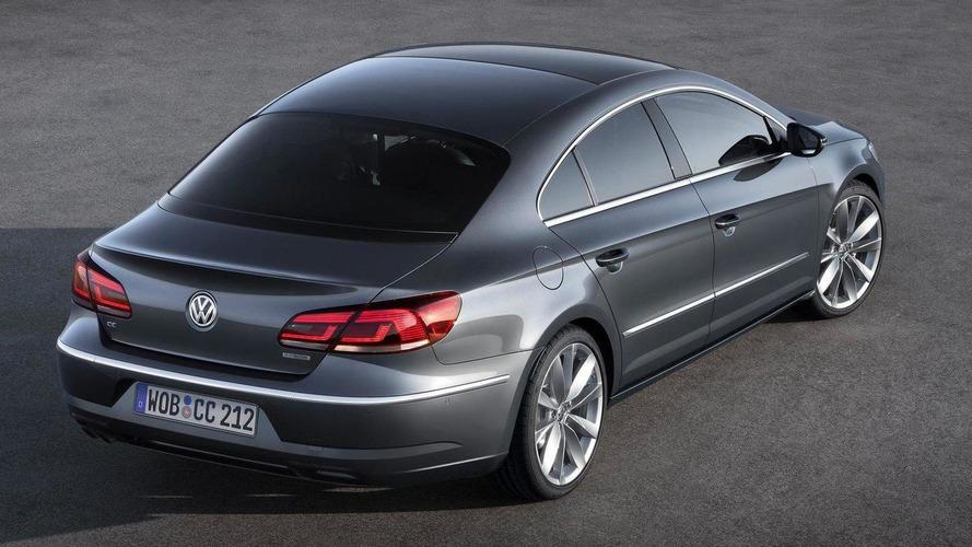 2012 Volkswagen CC European details released [videos]