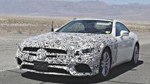 2016 Mercedes SL spy photo