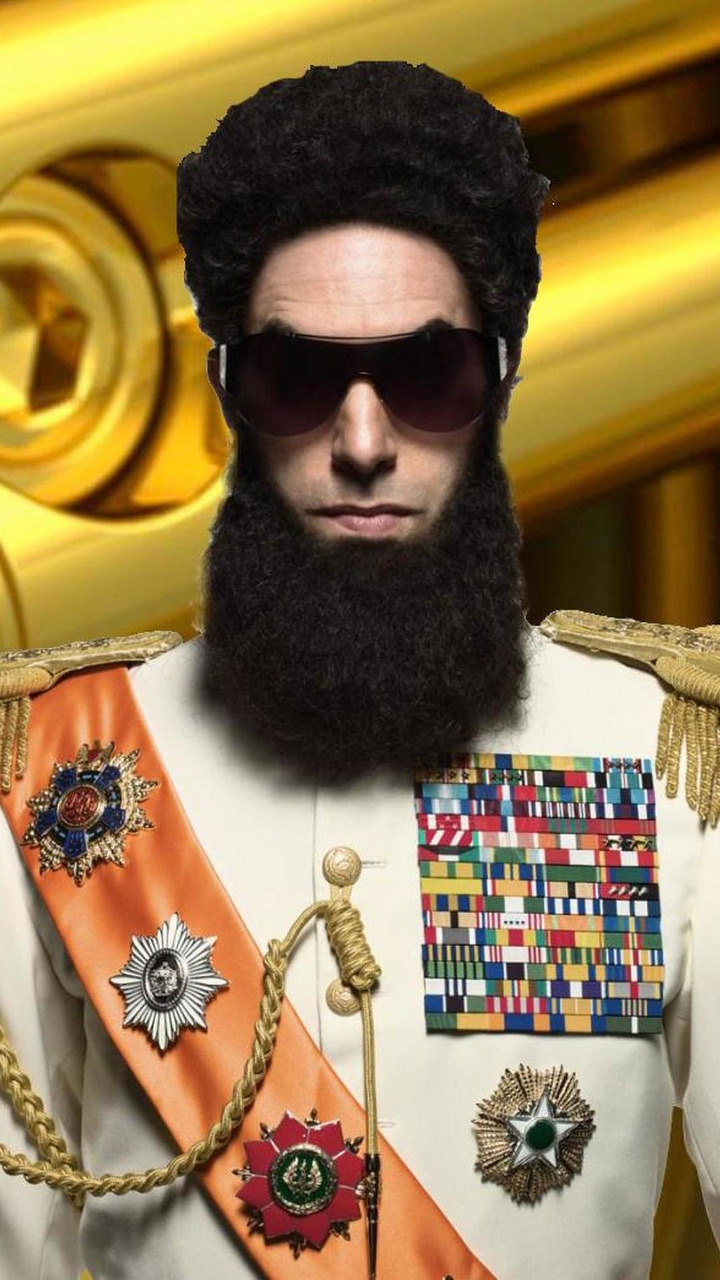 Sacha Baron Cohen will drive around in a gold-plated DARTZ Prombron in The Dictator