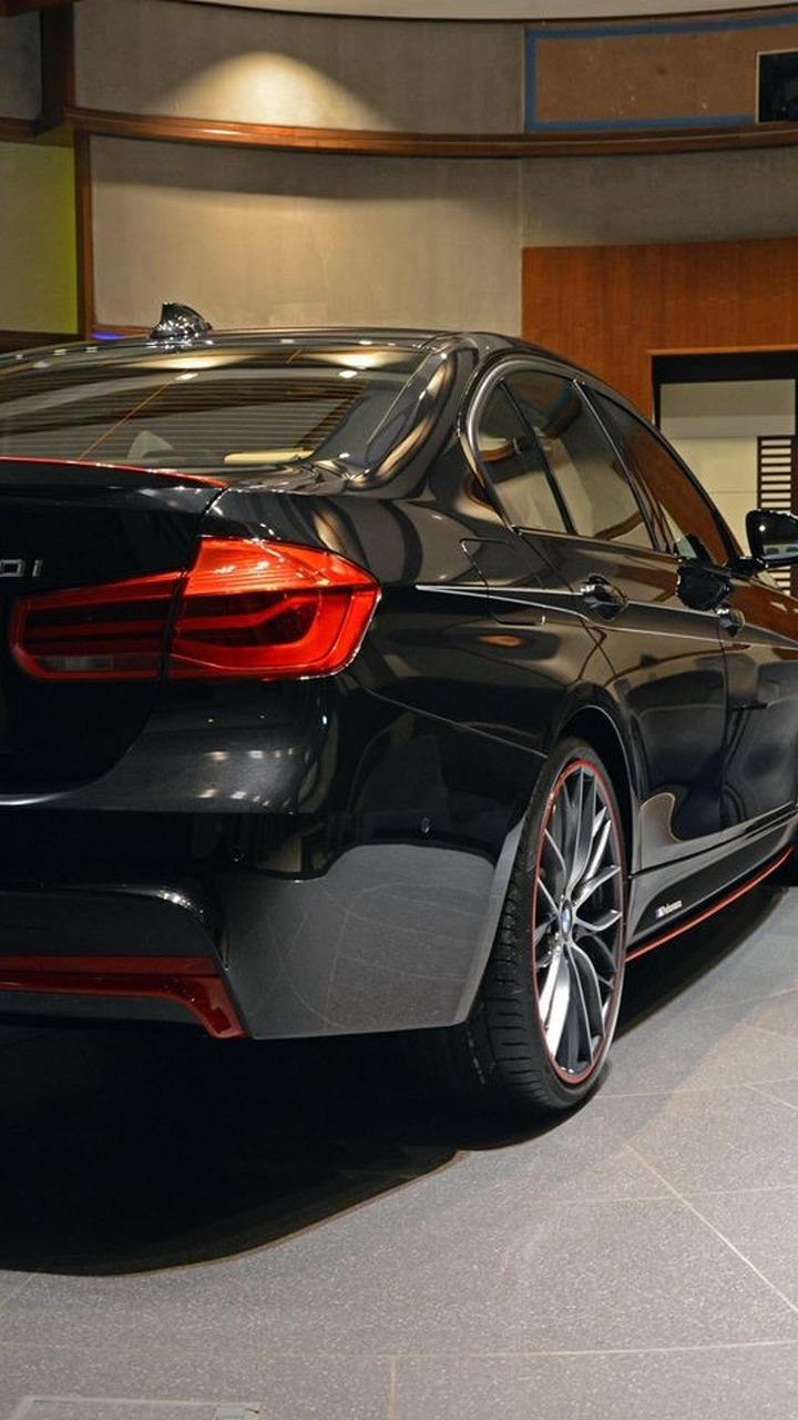 2015 BMW 330i with M Performance parts