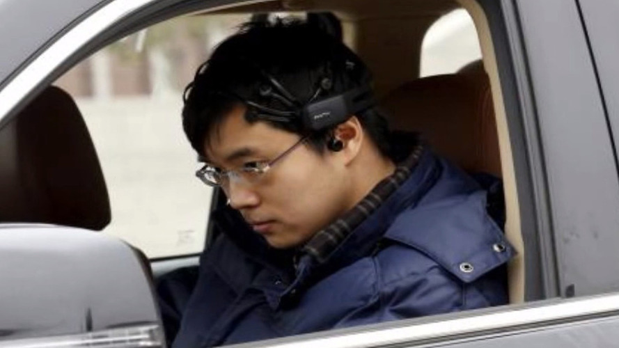 Meet China's first brain-controlled vehicle [video]