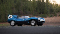 1955 Jaguar D-Type