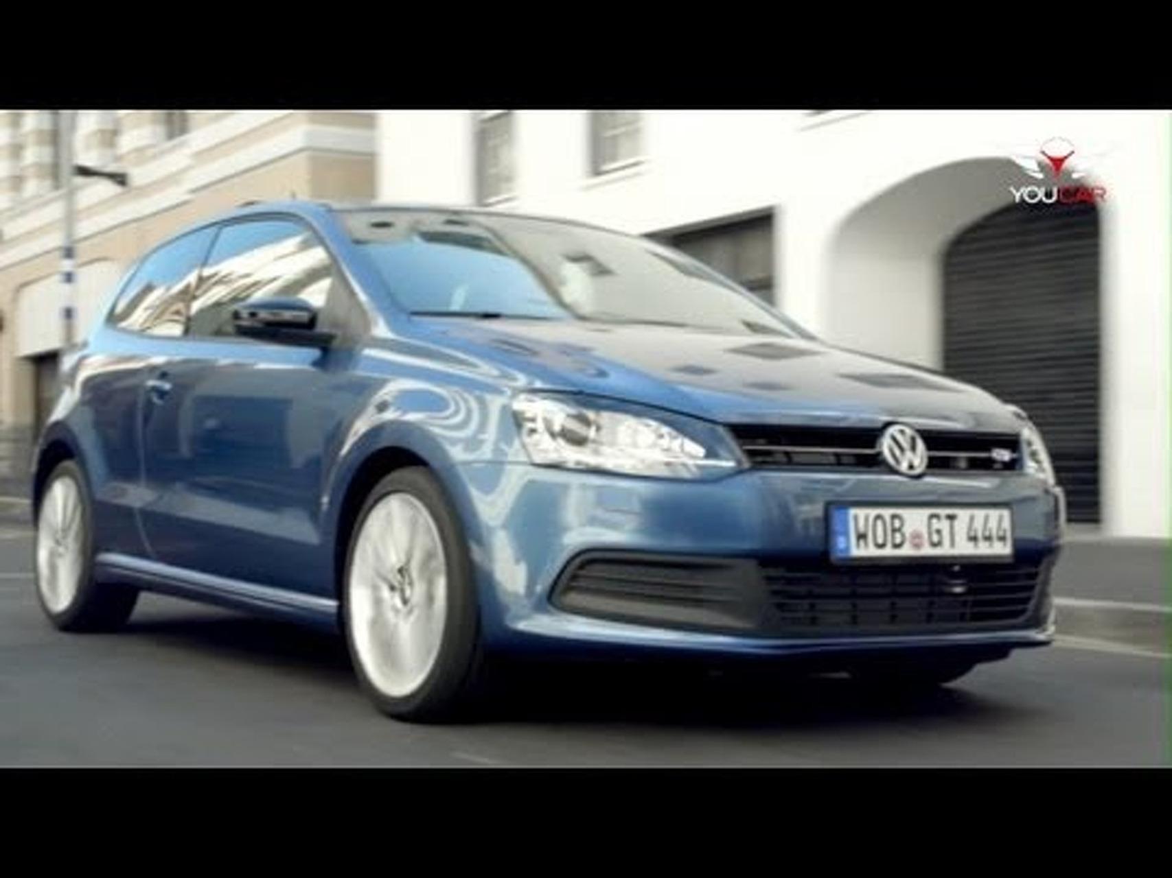 2013 VW Polo BlueGT