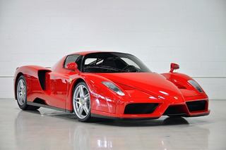 You Can Buy a Ferrari Enzo With Just 354 Miles