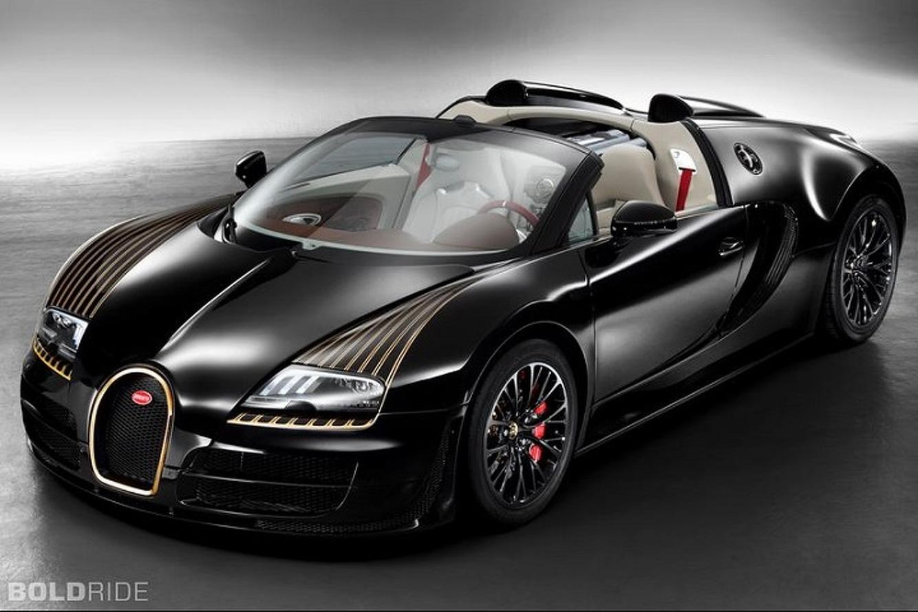 Bugatti Testing Three Possible Veyron Successors