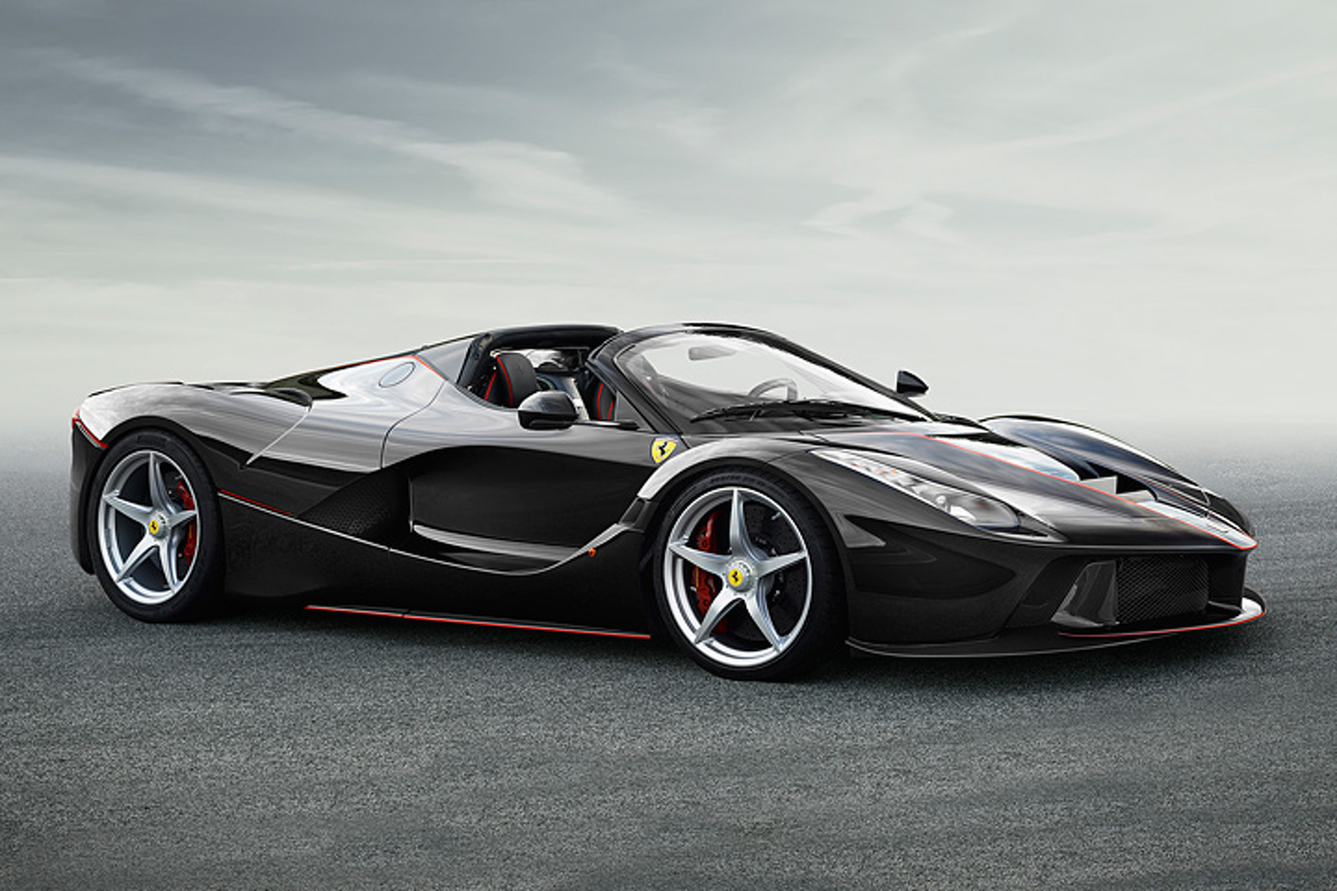 The 2017 ferrari laferrari convertible is here and already sold out publicscrutiny Gallery