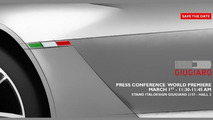 Italdesign Giugiaro concept teased ahead Geneva