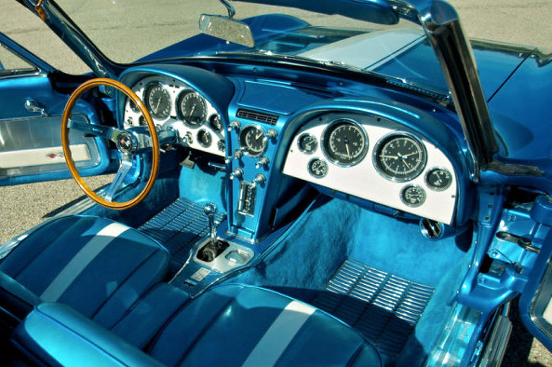 Harley Earl's Custom Corvette Heads to Auction