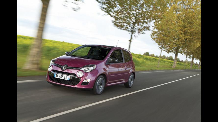 Renault Twingo: volto nuovo e qualità innate