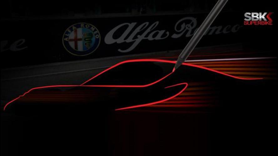 Alfa Romeo 4C, un concorso per disegnare la Safety Car del Mondiale Superbike