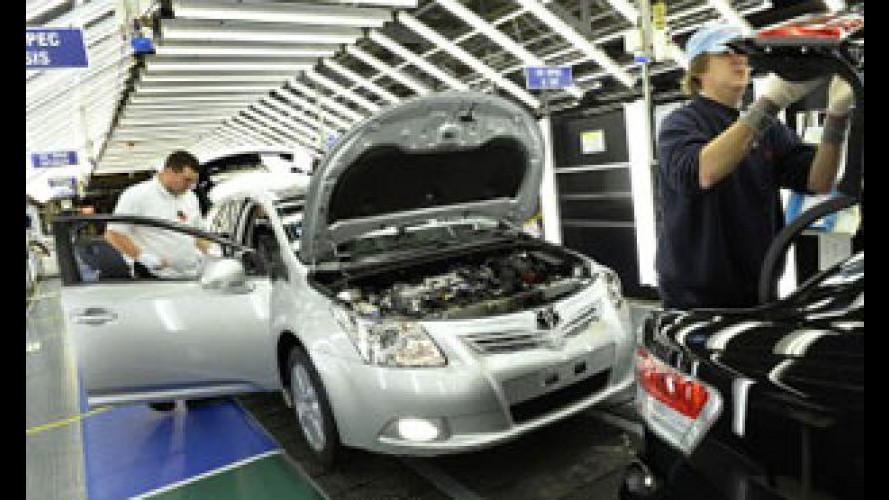 Toyota Motor Corporation festeggia le 200 milioni di unità prodotte