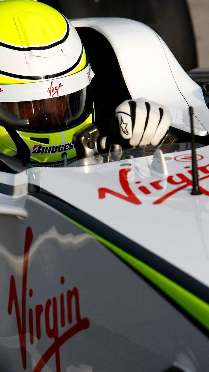 Jenson Button, Sepang International Circuit, Malaysia 03.04.2009