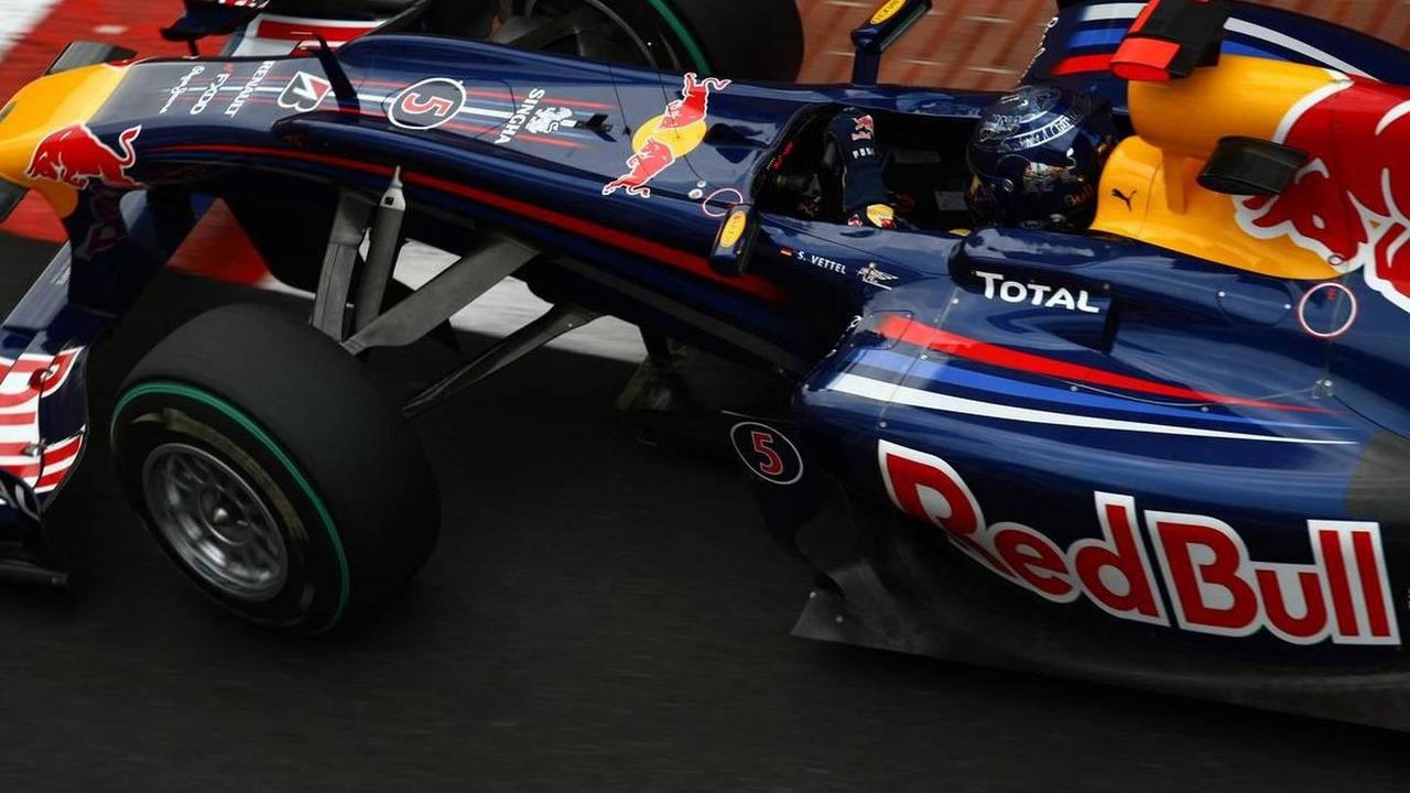 Sebastian Vettel (GER), Red Bull Racing, Monaco Grand Prix, Thursday Practice