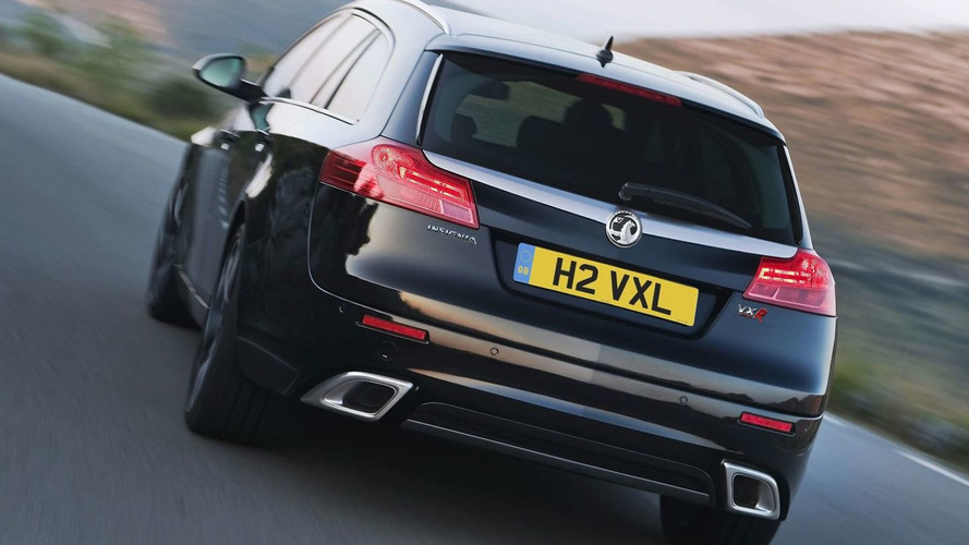Opel Insignia to spawn range-topping SUV - report