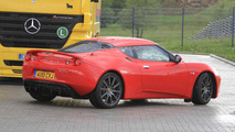 Supercharged Lotus Evora S spy photo