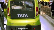 Tata Magic Iris Revealed in New Delhi - Targets Cyclists