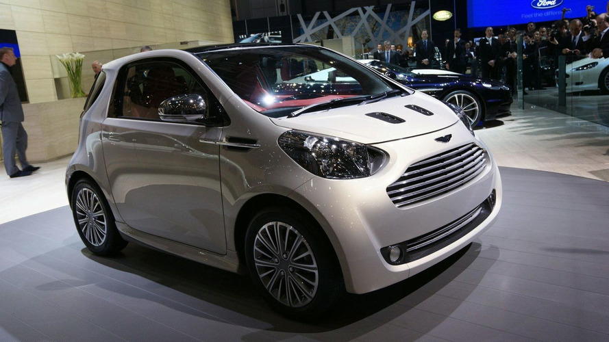Aston Martin confirms Cygnet production