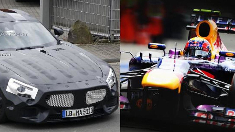 WCF LATEST: More spy photo content, F1 pics return