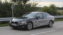 2014 BMW 4 Series GranCoupe spy photo